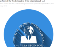 Law-Firm-of-the-Week-Creative-Artist-International-LLC-•-PracticePanther-com-192x157 O1 Visa Sponsorship About